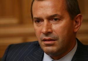 Клюев сделал первое заявление на посту секретаря СНБО