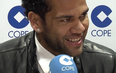 Дани Алвес: Реал должен быть исключен из Кубка Испании