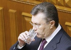 Оппозиция не против разблокировать работу парламента после встречи с Януковичем