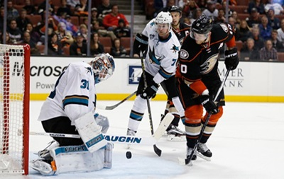 НХЛ. Успех Айлендерс и Флориды в серии буллитов, неудачи Сан-Хосе и Аризоны