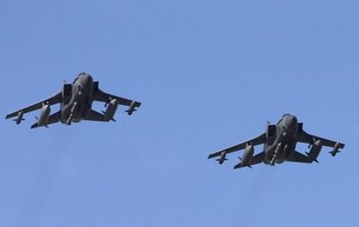 Британия начала вторую серию авиаударов по ИГ