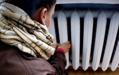 У Донецькій області вимкнули опалення