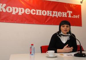Кильчицкая отчиталась о финансировании киевской медицины в 2009 году