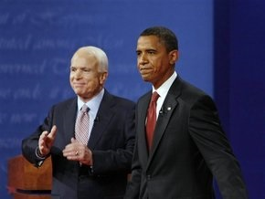 Что предлагают избирателям Обама и Маккейн?