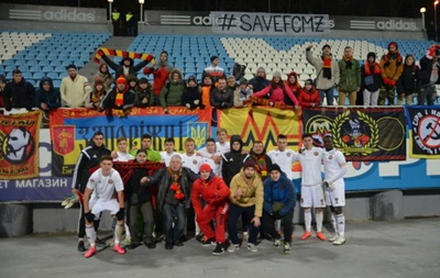 Запорожский Металлург за один день покинуло 17 футболистов