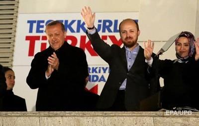 Сын Эрдогана отверг обвинения в связях с ИГ