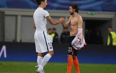Ибрагимович может установить рекорд ПСЖ в матче с Шахтером