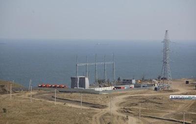 Россия готовит вторую линию энергомоста в Крым