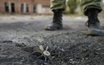На Донетчине подорвался автомобиль с военными, семь раненых