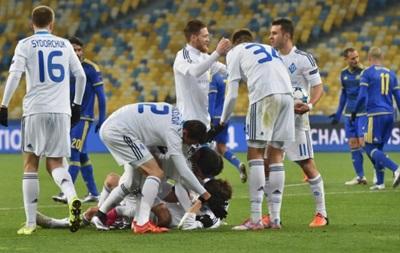 Динамо обыгрывает Маккаби и выходит в плей-офф Лиги чемпионов
