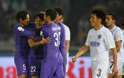 Клубный чемпионат мира начался с победы японской Хиросимы