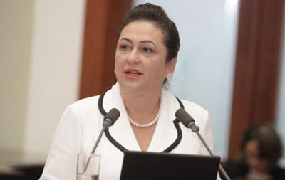 Бразильский министр облила вином сенатора за сексизм