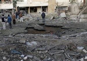 Смертник подорвал здание МВД Ирака: десятки погибших
