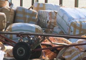 На рынке Седьмой километр под Одессой украли партию мужских трусов на сумму 1,3 млн гривен