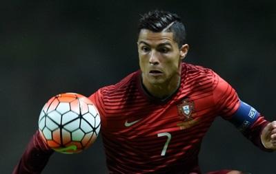 Роналду: Португалия – не фаворит на Евро и никогда им не была