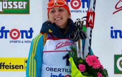 Украинская биатлонистка Варвинец завоевала  золото  Кубка IBU