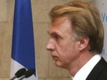 Огрызко передал генсеку НАТО письмо украинского руководства