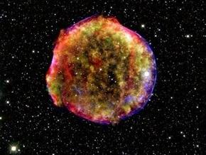 Астрономы обнаружили самую древнюю сверхновую