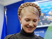 После заседания Кабмина Тимошенко вручили «Оскар»