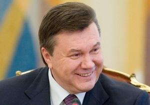 Янукович распорядился подготовиться ко Дню Независимости Украины