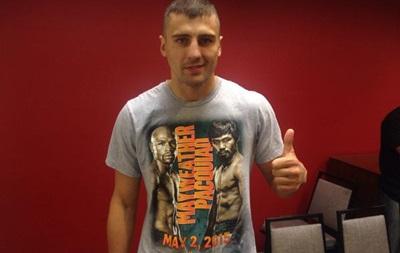 Гвоздик планирует вернуться на ринг в феврале