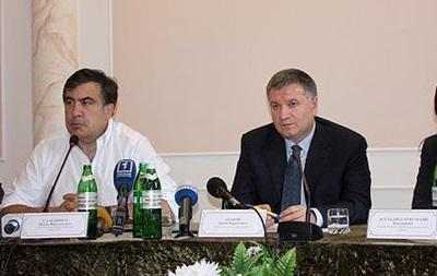 Между Аваковым и Саакашвили произошел конфликт