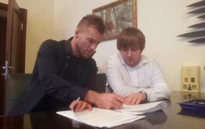 Ярмоленко продлил контракт с Nike