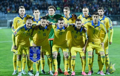 Сборная Украины будет готовиться к Евро-2016 через матч с Кипром