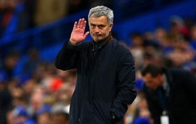 Официально: Моуринью уволен из Челси