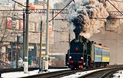 Укрзализныця запустит в трех городах  Поезд Деда Мороза