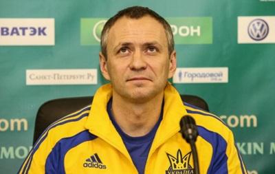 Молодежная сборная Украины получила тренера и задание попасть на Олимпиаду