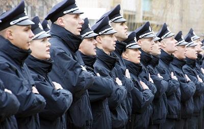 В Луцке приняла присягу новая полиция