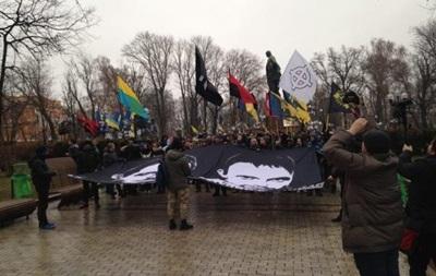Итоги 19 декабря: Марш в Киеве и обыски в зоне АТО