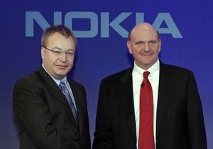 Nokia и Microsoft  официально заявили о начале сотрудничества по производству смартфонов