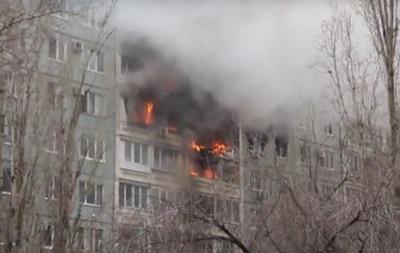 В жилом доме в Волгограде прогремел взрыв