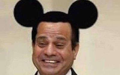 В Египте студент получил три года тюрьмы за  фотожабу  на президента