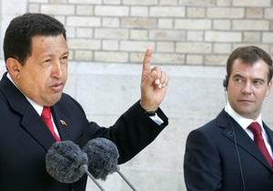 Чавес выразил соболезнования в связи с трагедией в Перми: Ваш траур - наш траур