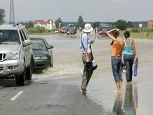 Непогода обесточила почти 200 населенных пунктов на западе Украины