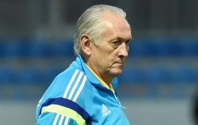 Фоменко на посту тренера сборной Украины заработает 110 тысяч евро - источник