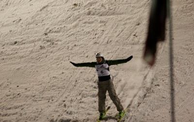 Украинский фристайлист Абраменко выиграл медаль Кубка мира