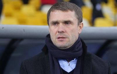 Ребров: Нельзя говорить, что уровень чемпионата Украины упал