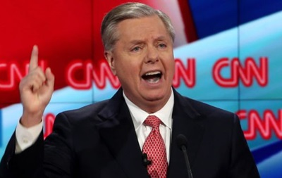 Республиканец Линдси Грэм выбыл из президентской гонки в США