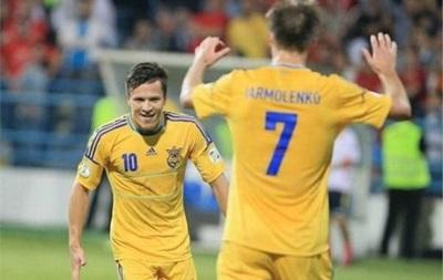 Ярмоленко и Коноплянка - в топ-100 лучших игроков по версии Guardian