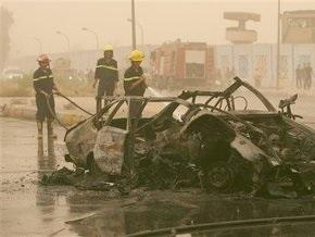 Серия терактов в Багдаде: девять человек погибли