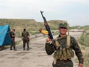 Узбекистан начал возводить ограждения на границе с Кыргызстаном