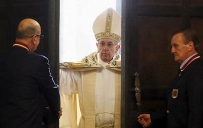 Папа Римский получит премию имени Карла Великого за 2016 год