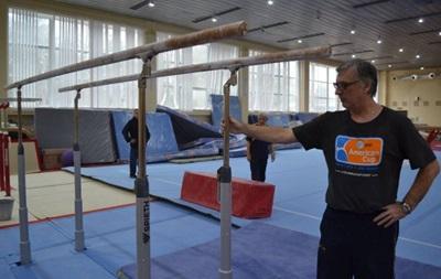 Гимнасты получили новое оборудование, а винтовки для стрелков в Украину не