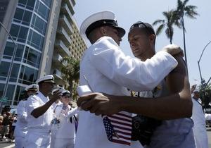 Пентагон обеспечил льготами военнослужащих, состоящих в гомосексуальных отношениях