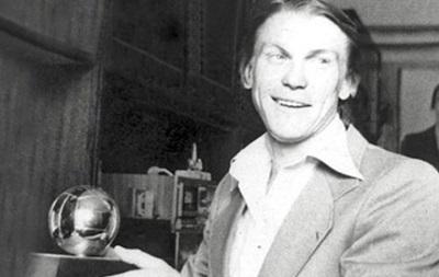 Блохин: Свой Золотой мяч ждал больше года