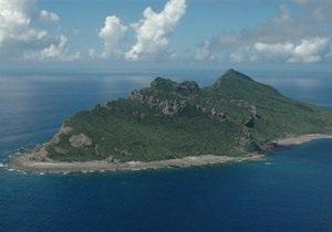 Китай возмутился визитом японских политиков на спорные острова
